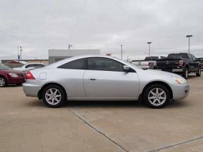 Best deal 2004 honda accord coupe