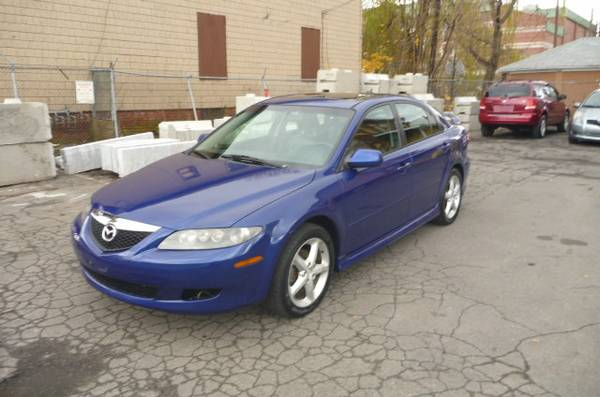 ::::::2005 Mazda MAZDA6 s :::We Offer LayAway:::::::