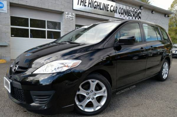 2010 Mazda Mazda5*3RD ROW SEAT*ONLY 60K MILES*4 CYL. GREAT MPG