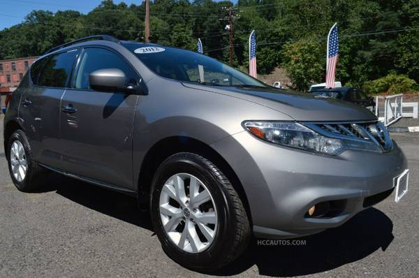 2012 Nissan Murano*AWD* BACK UP CAM* LEATHER* PANORAMIC SUNROOF
