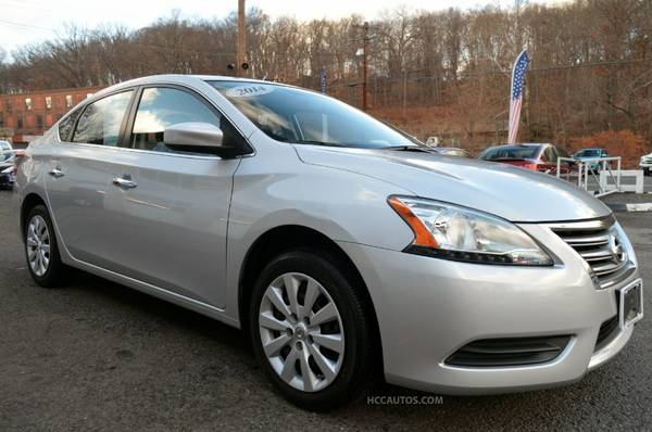 2014 Nissan Sentra S* 1 OWNER* ONLY 20,000 MILES* FACTORY WARRANTY!!!