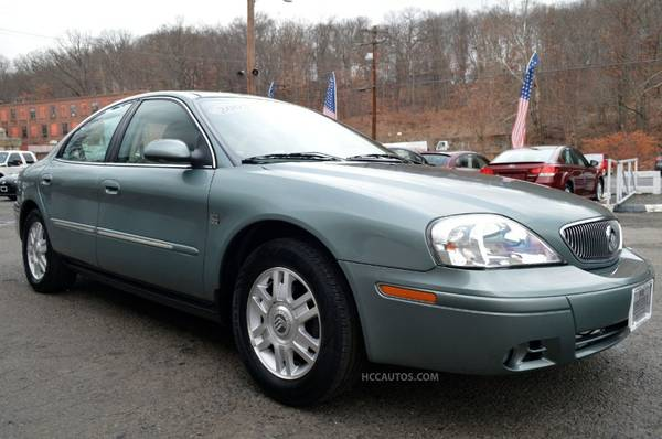 2005 Mercury Sable LS* 1 OWNER* ONLY 59,000 MILES* LEATHER* SUNROOF!!!