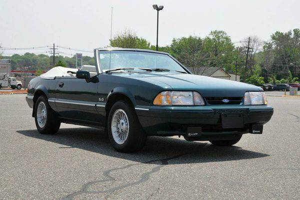 1990 *Ford* *Mustang* LX Limited 7 Up Edition 2dr Convertible &#128640