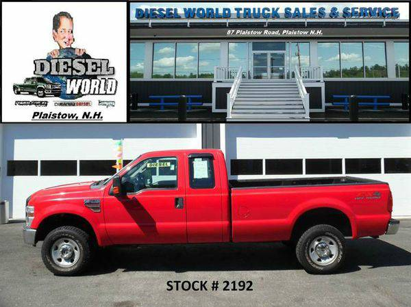 2010 *Ford* *F-350* *F 350* *F350* *Super* *Duty* *Specialist in Diese