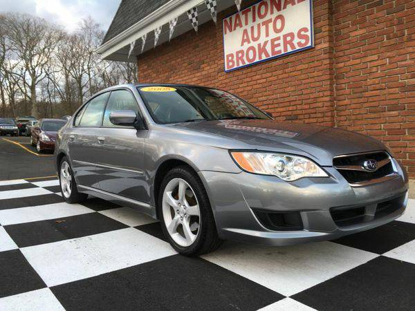 2008 *Subaru* *Legacy* *(Natl)* 4dr H4 Auto ( Everyone welcome & a
