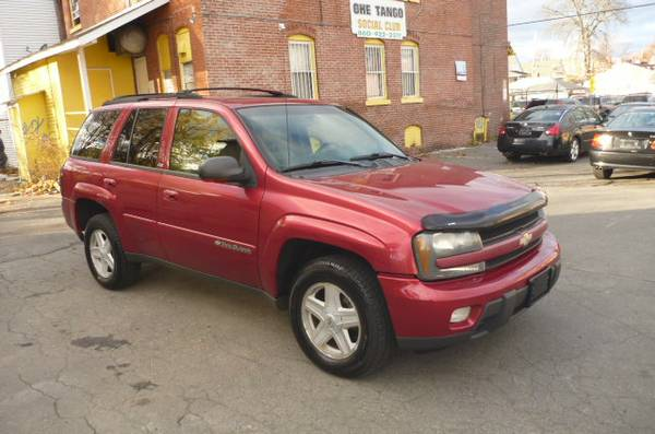 : |:|:|::2002 Chev TrailBlazer LTZ 4WD::|:: We Offer LayAway:|:|:::
