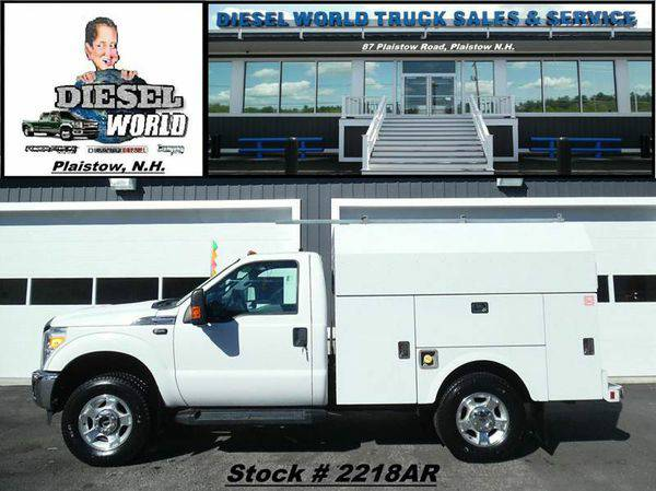 2012 *Ford* *F-350* *F 350* *F350* *Super* *Duty* *Specialist in Diese