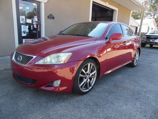 ****2008 LEXUS IS250, GET APPROVED NOW*****
