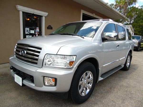 *****2006 INFINITY QX56 LOADED*****