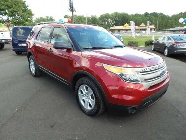 2014 *Ford Explorer* Base (RED)