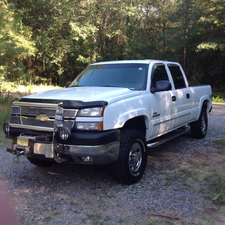 2005 Chevrolet Silverado LS 2500 4WD Diesel (Financing Available)