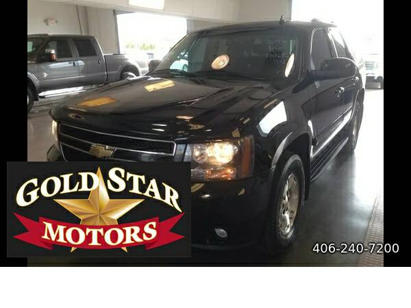 2008 CHEVROLET TAHOE 4X4 LT-LEATHER/SUNROOF/THIRD ROW!---NICE...