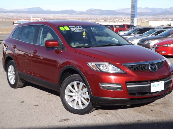 2008 MAZDA CX-9 TOURING ALL WHEEL DRIVE