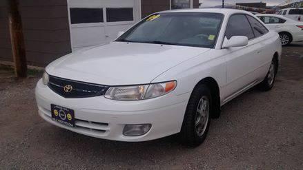 NICE CAR!! 2001 Toyota Solara V6 $99Down $99/mo OAC!!