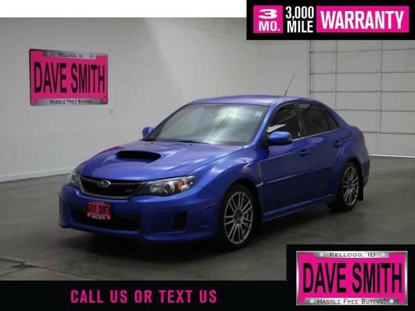2011 Subaru Impreza WRX WRX STI