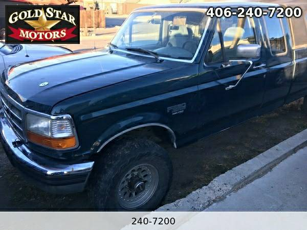 1997 FORD F-250 S/C XLT 4X4- POWERSTROKE DIESEL!!-- ON SALE!