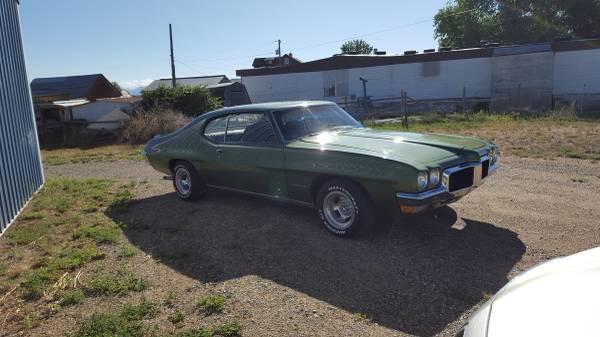 1970 Pontiac Temp
