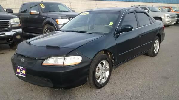 NICE CAR!! 2000 Honda Accord SE 4cyl Auto $99Down $103/mo OAC!!