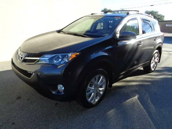 2015 Toyota Rav4 Limited FWD 20k miles!*$191 pmt*WE FINANCE!*
