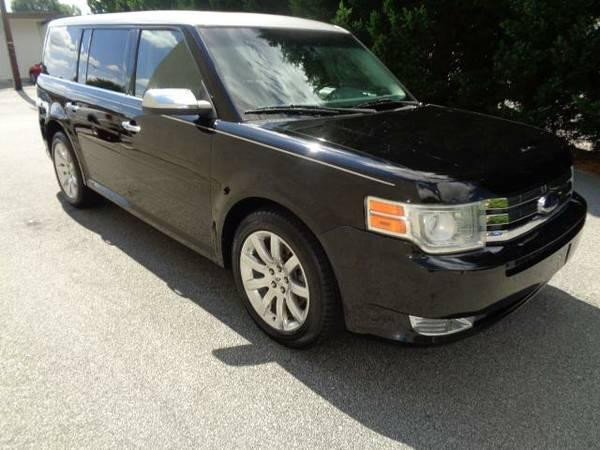 2009 FORD FLEX LIMITED~3RD ROW~WARRANTY!