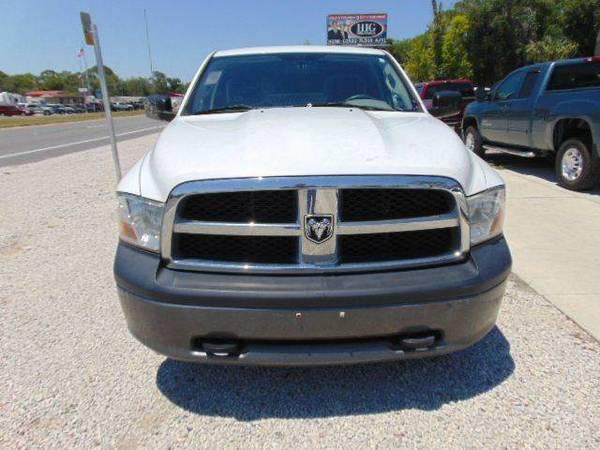 2010 Dodge Ram 1500 4x4 SLT Sport 4dr Quad Cab 6.3 ft. SB Pickup