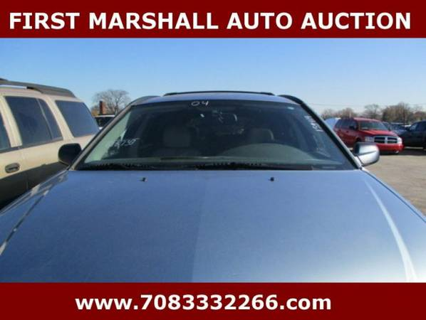 2004 Chrysler Pacifica - First Marshall Auto Auction