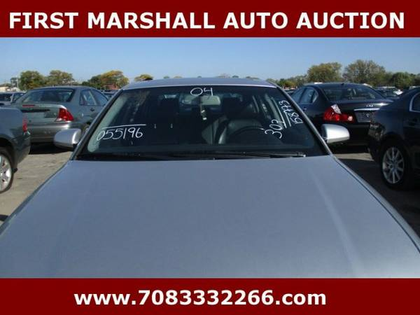2004 Audi A4 1.8T - First Marshall Auto Auction