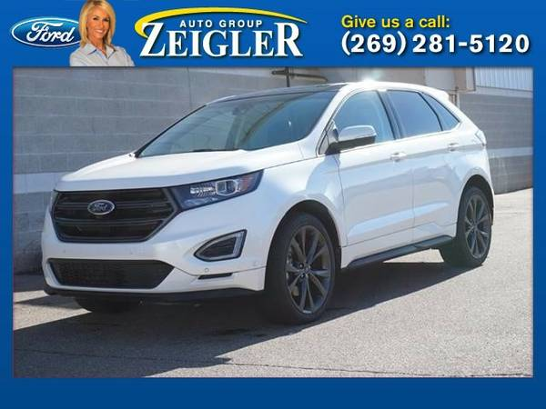 2015 Ford Edge Sport SUV Edge Ford