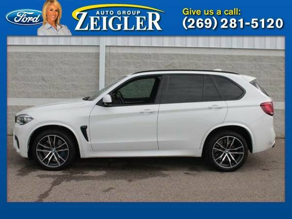 2016 BMW X5 M Base SUV X5 M BMW