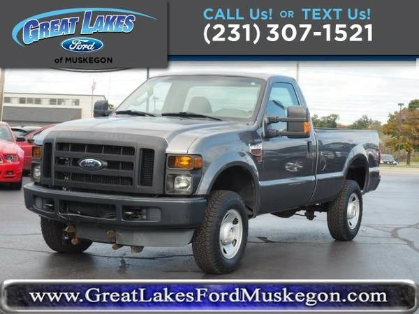 2010 Ford Super Duty F-350 SRW XL Truck Super Duty F-350 SRW Ford