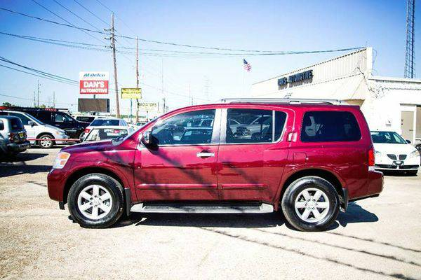2010 *Nissan* *Armada* Platinum 4x2 4dr SUV 100% GUARANTEED APPROVAL!