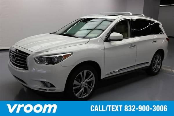 2013 Infiniti JX35 35 4dr SUV SUV 7 DAY RETURN / 3000 CARS IN STOCK