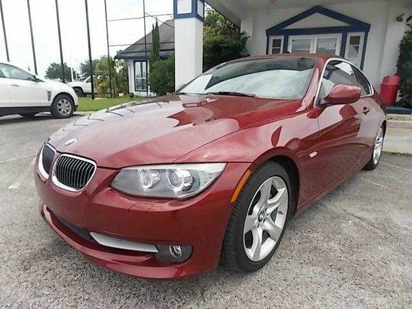 2012 *BMW* *3* *Series* 335i 2dr Coupe -🚘 -