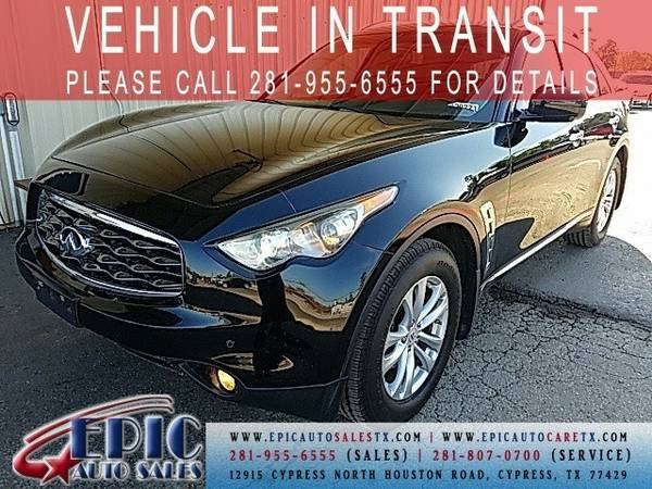 2011 Infiniti FX35 Base This has a FREE Warranty @@@@@@
