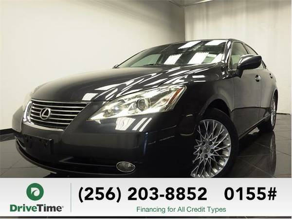 2007 Lexus ES 350 Base (GRAY) - Beautiful & Clean Title