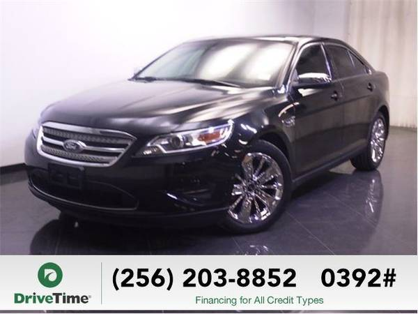 2010 Ford Taurus Limited (BLACK) - Beautiful & Clean Title