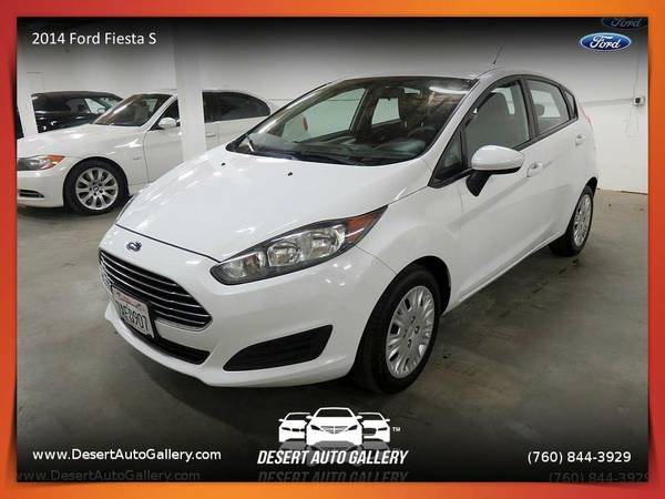 This 2014 Ford Fiesta S Hatchback is VERY CLEAN!