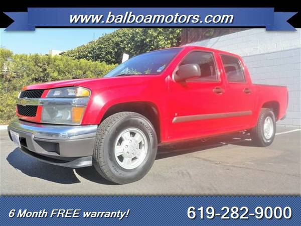 2006 Chevrolet Colorado LT + 6 Month FREE Warranty