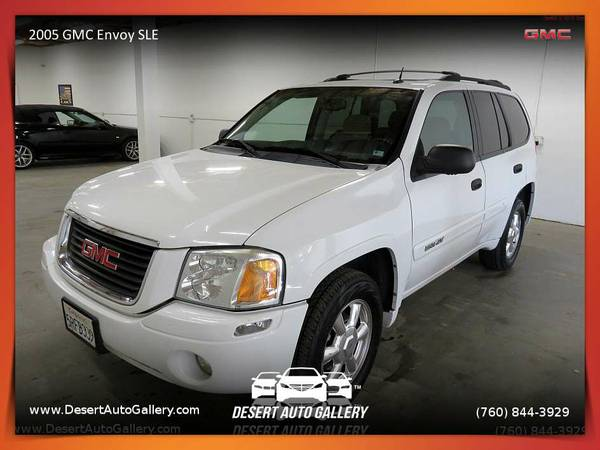 This 2005 GMC Envoy SLE is the BEST DEAL IN TOWN