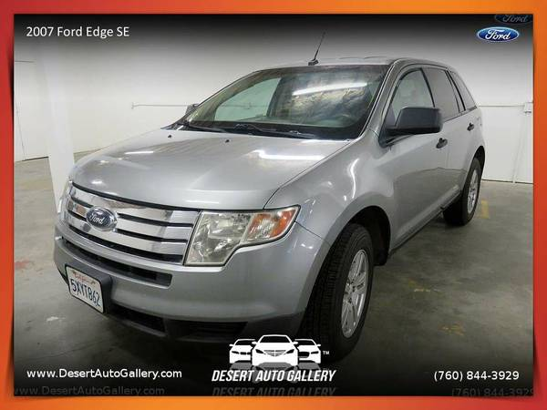 2007 Ford Edge SE Wagon at a HUGE DISCOUNT!