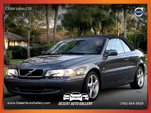 Stunning 2004 Volvo C70 priced to sell!