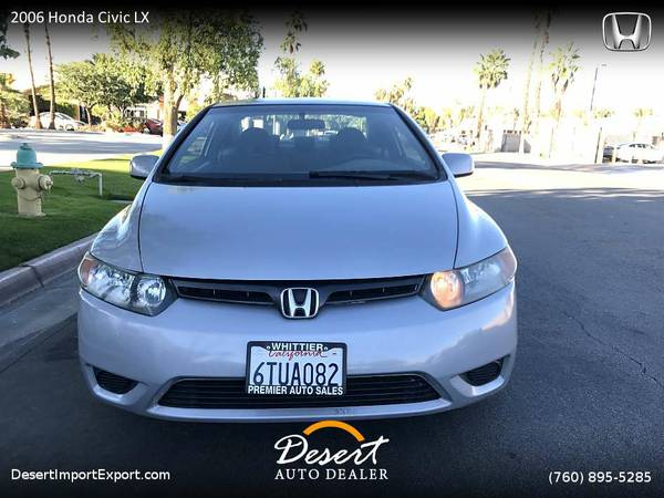2006 Honda Civic LX Coupe HURRY UP,