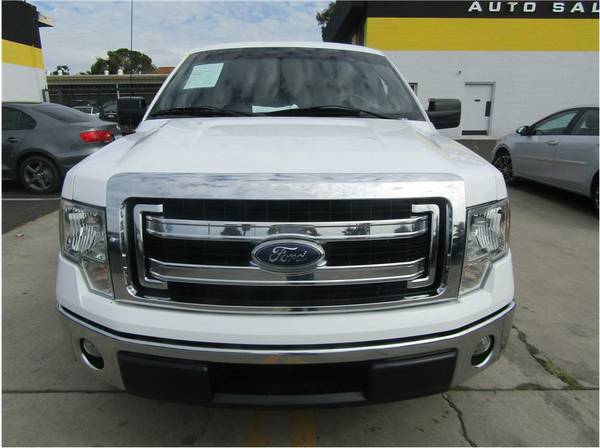 FORD F150 !MILITARY DISCOUNT ! FINANCE ALL CREDIT ! LOW PAYMENTS NOW !