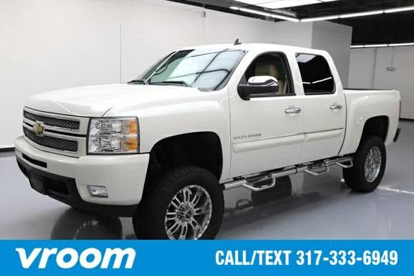 2012 Chevrolet Silverado 1500 LTZ 7 DAY RETURN / 3000 CARS IN STOCK