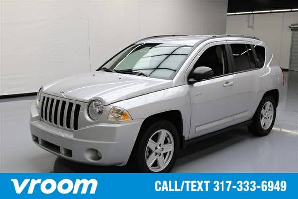 2010 Jeep Compass Sport 7 DAY RETURN / 3000 CARS IN STOCK