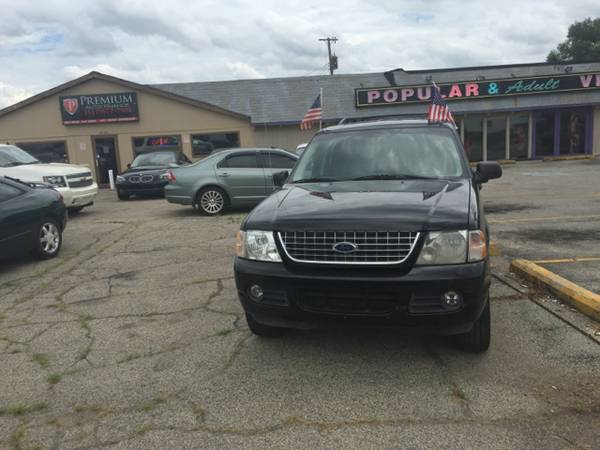 2004 FORD EXPLORER $700 DOWN