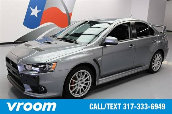 2014 Mitsubishi Lancer Evolution GSR 7 DAY RETURN / 3000 CARS IN STOCK