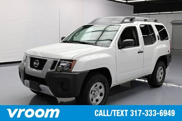 2014 Nissan Xterra 7 DAY RETURN / 3000 CARS IN STOCK