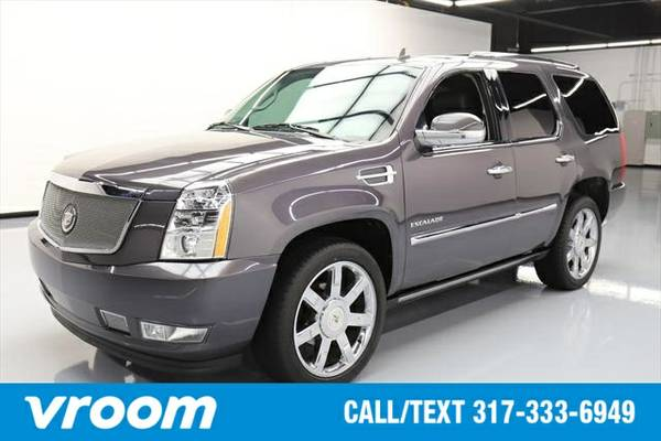 2010 Cadillac Escalade Premium 7 DAY RETURN / 3000 CARS IN STOCK