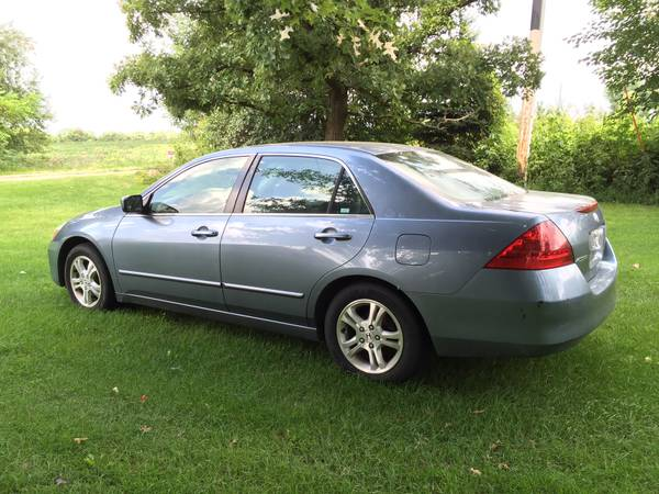 2007 Honda Accord SE
